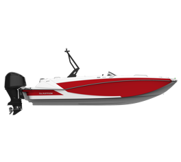 Glastron Legendary Quick-To-Plane Super Stable Vee Hull Boats